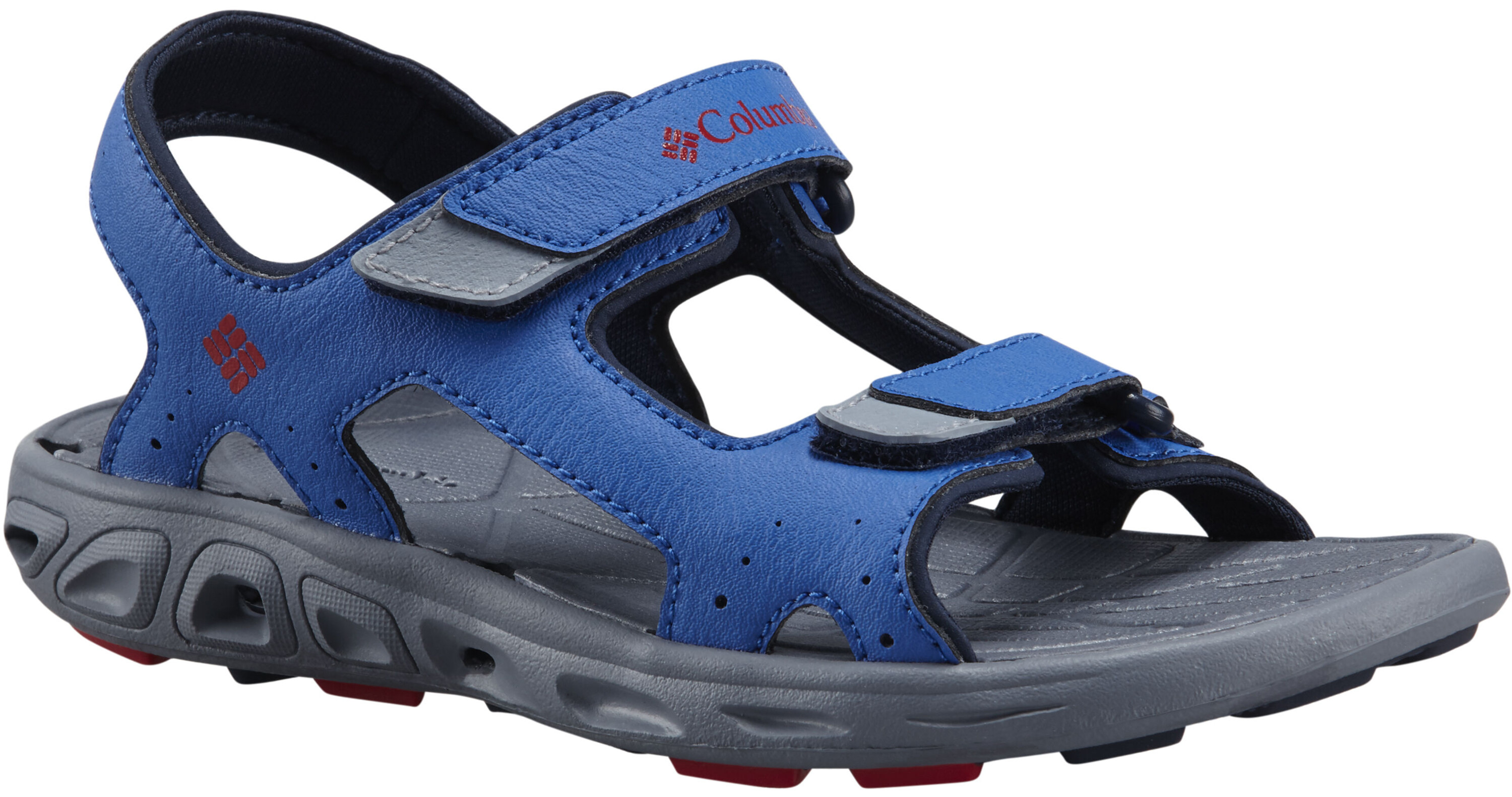 Columbia Techsun Vent Sandals Kids Stormy Blue Mountain